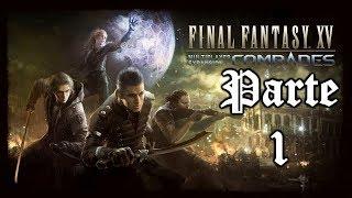 #1 Final Fantasy XV: Conrades - Guerreiros da Luz [Gameplay/Walkthrough]
