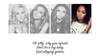 Little Mix - Move (Lyrics + Parts on Screen)