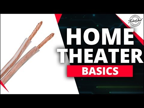 How To Choose The Right Speaker Wire? | Home Theater Basics