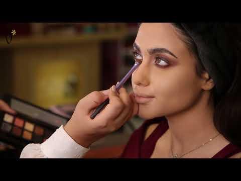 Makeup Tutorial by Ahood Al Yahya   ميكب توتوريال مع عهود اليحيى