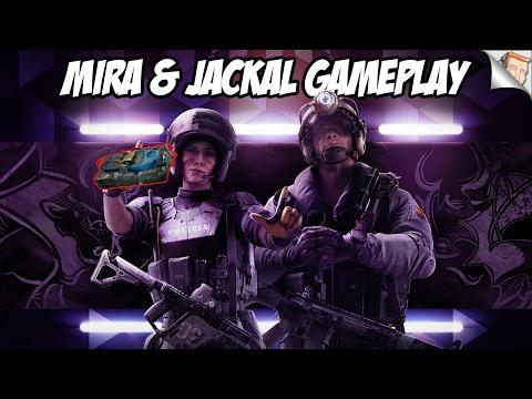 Mira Has A Nitro Cell! Mira & Jackal Gameplay - Rainbow Six Siege