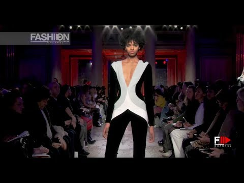 GENNY Fall 2018/2019 Milan - Fashion Channel