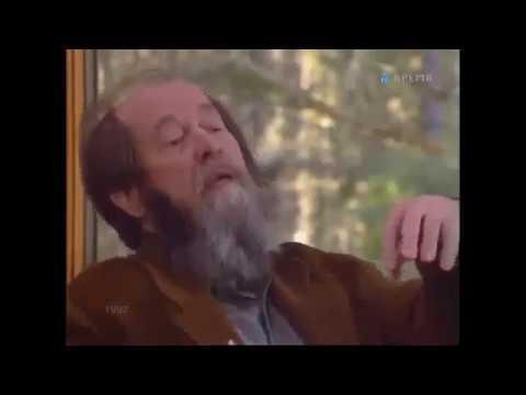 Александра Солженицын о Путине, интервью Говорухина