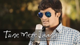 Tune Mere Jaana Song | Cover By Akshay Ram | Emptiness | Music Video | Project Pebble