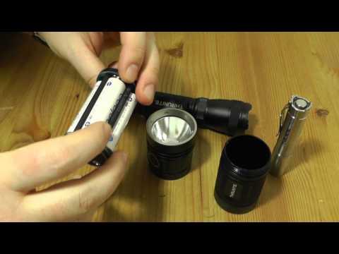 ThruNite TN4A | EDC LED Taschenlampe Flashlight