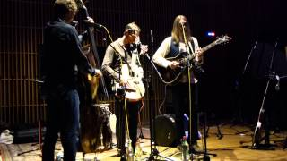 The Wood Brothers - Keep Me Around - live acoustic  BR studio 2015-May-29
