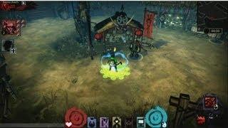 GameSpot Now Playing - Akaneiro: Demon Hunters with American McGee
