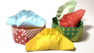 [Origami] Paper Dumplings | How To Make Dumplings At Home Easy | DIY Tutorial | 水餃折紙教程,中國美食包餃子折紙,紙餃子