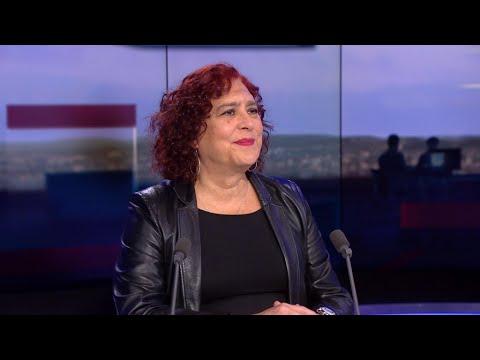 """L'Entretien - Tamara Adrián : """"Les choses sont en train de changer lentement au Venezuela"""""""