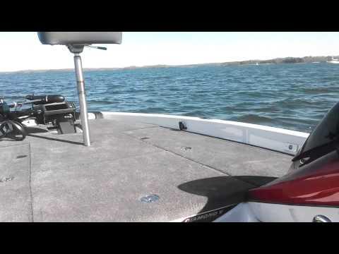 Breaking in the 619 Lake Lanier Take 3