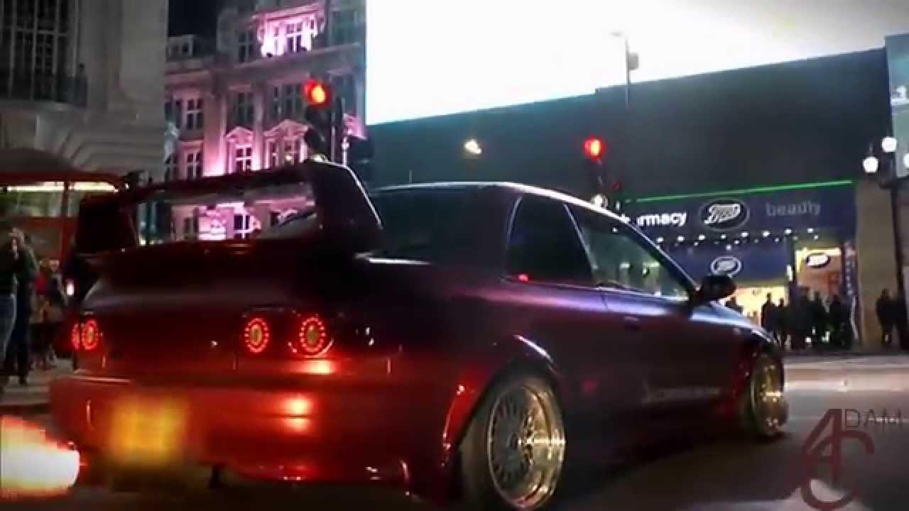Kream Developments Subaru Impreza Shots Amp Flames Youtube