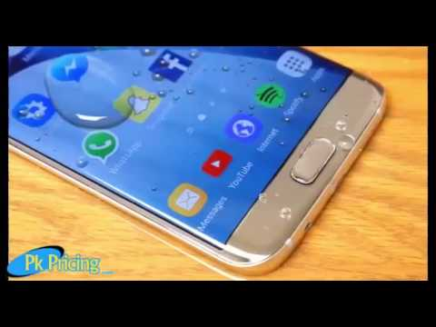 Unike Samsung Galaxy S7 Edge Price in Pakistan , Specs & Features - YouTube UO-15