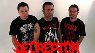 DECREPTOR - Black Visions Of My Dea...
