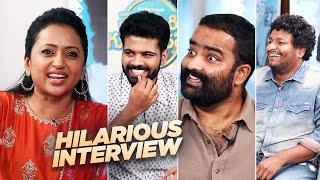 Anchor Suma Interviews Thellavarithe Guruvaram Movie Team   Hilarious   Sri Simha   Bhairava   Satya