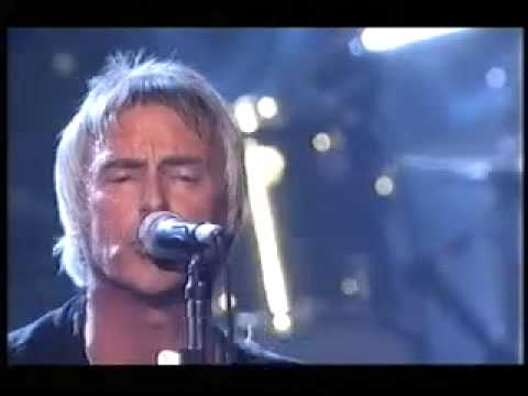 Paul Weller - Start + Eton Rifles (2010 NME Awards)