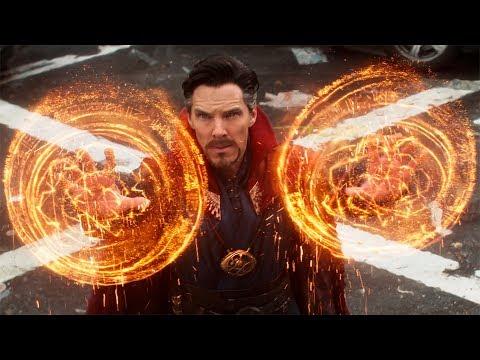 Мстители 3: Война Бесконечности — Русский трейлер (4К, 2018)