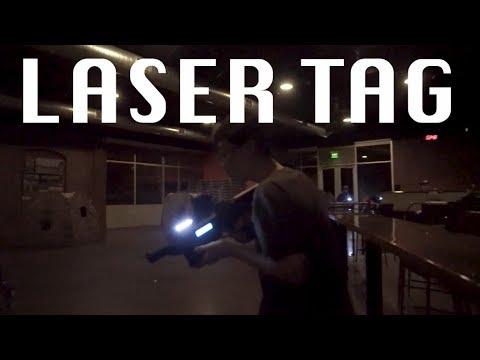 Laser tag in riverside