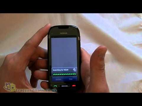 Nokia C7 unboxing video