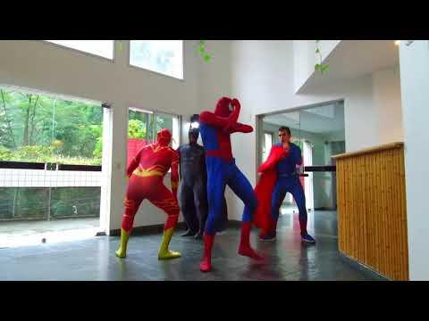 Liga da Alegria - Dança da Mãozinha