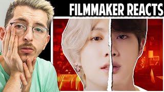 FILMMAKER REACTS To BTS 'Film out' MV