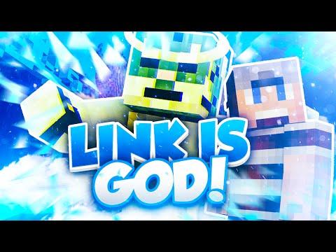 LINK IS GOD