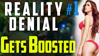 Boosting the Reality Denial Guy to Diamond #1(, 2016-06-25T03:00:00.000Z)