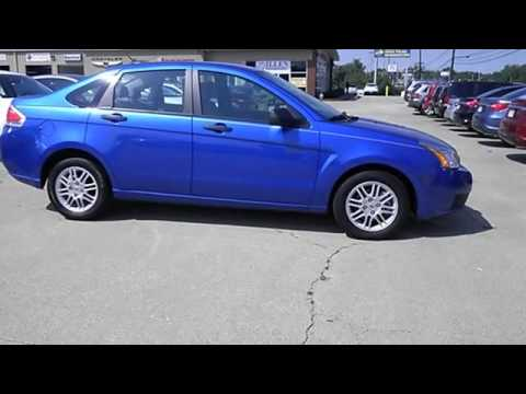 2010 ford focus bob allen motor mall youtube. Black Bedroom Furniture Sets. Home Design Ideas