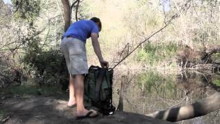 Fishing Backpack Chair | Chair-Pak