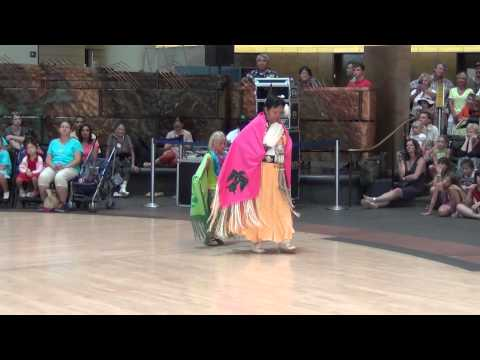Pokaton Band of Potawatomi Indians Drum and Traditional Dance
