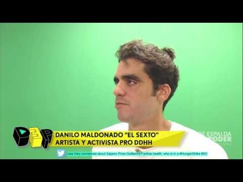 """ENTREVISTA EXCLUSIVA A DANILO MALDONADO """"EL SEXT0"""