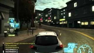 NEED FOR SPEED WORLD ONLINE GAMEPLAY PC