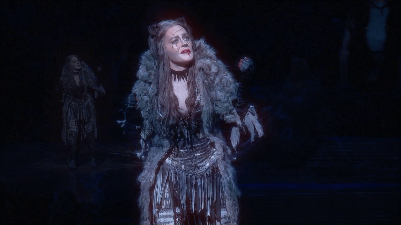 Cats Broadway Revival Closing Show - Memory - Dec 30th, 2017
