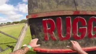 Rugged Maniac 5K 25 Obstacles   4-23-2016