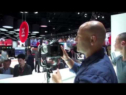 The Brand New Canon 7D MK 2 at Photokina 2014