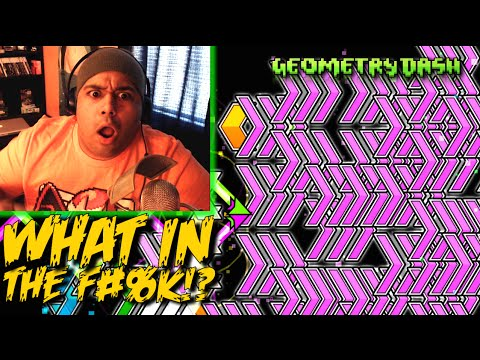 WTF! PLAYING MY OWN LEVELS! [GEOMETRY DASH] [#10]