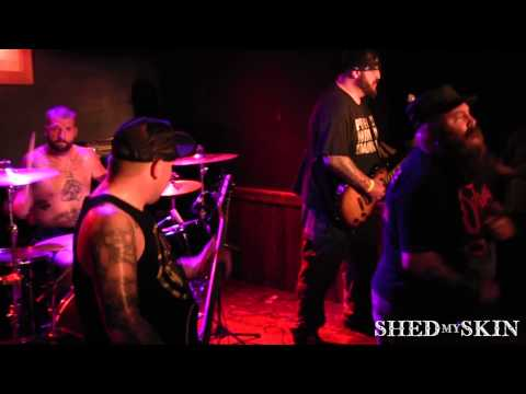 Brick By Brick - Live in Quebec on tour with Madball