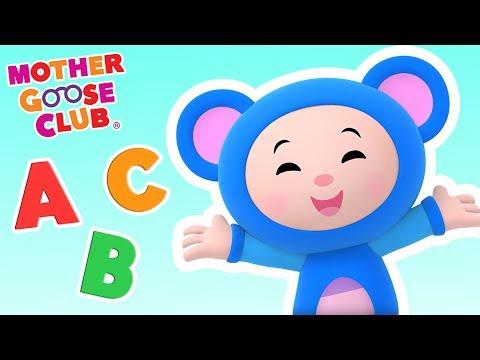 Bluesy ABC  Learn English Alphabet  Mother Goose Club Kid Songs and Ba Songs