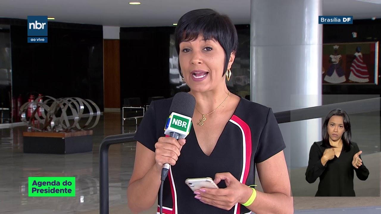 Presidente Jair Bolsonaro participa da solenidade de Sanção da Lei de Cadastro Positivo