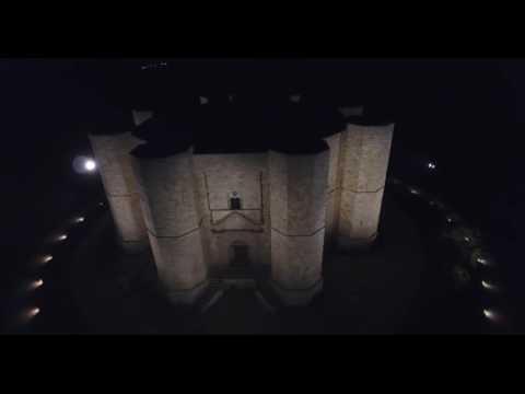 Castel del Monte Puglia viaggio in 4k  - Marcone Domenico - EP. pilota