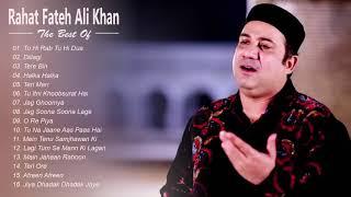 Tu Hi Rab Tu Hi Dua - Rahat Fateh Ali Khan Songs | Superhit Album Songs Jukebox - HINDI HEART sONGs