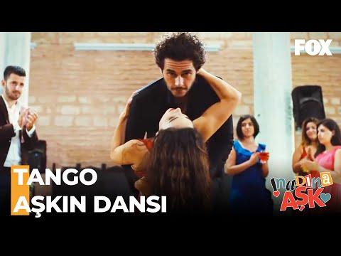 Ezgi ve Deniz'in Muhteşem Tangosu - İnadına Aşk 11. Bölüm