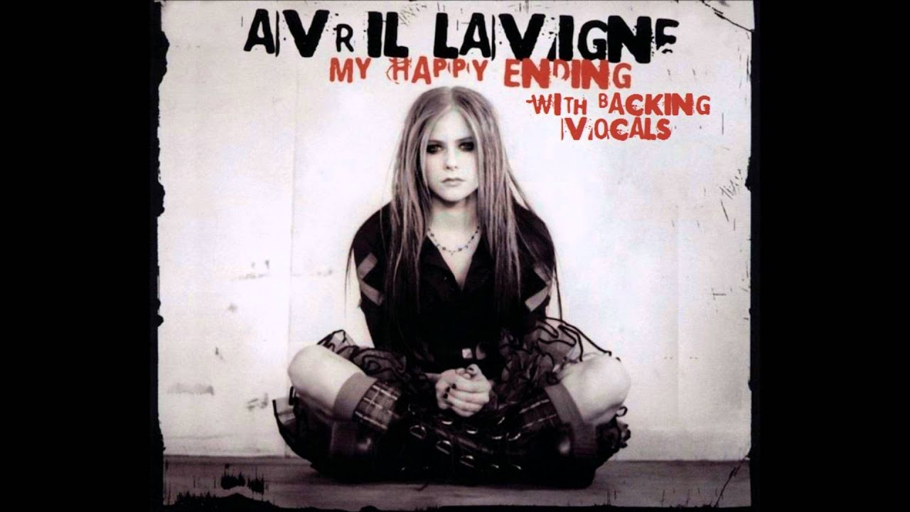 Avril Lavigne - My Happy Ending (with backing vocals) HD - YouTube