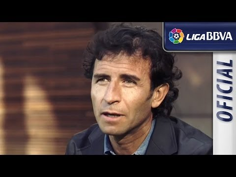 Entrevista | Interview Luis Milla, exjugador del FC Barcelona y Real Madrid - HD