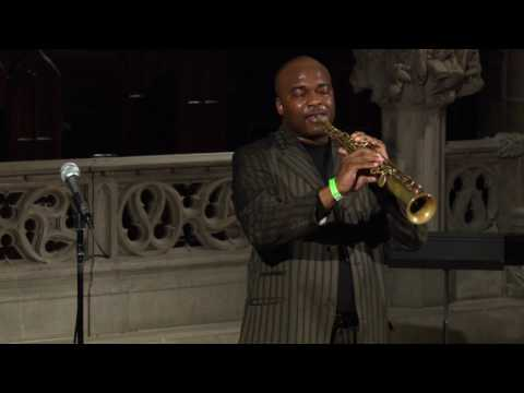 James Carter - Coltrane Sax Tribute