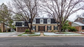Home For Sale in Cherry Knolls: 7000 S Harrison Street