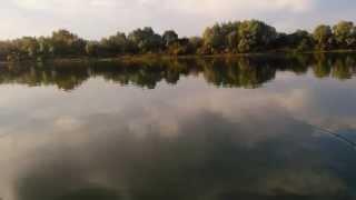 видео Рыболовная база на оке под рязанью