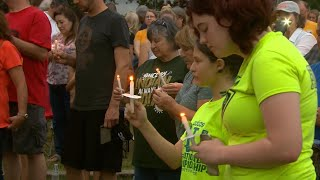 Texas Community Remembers Victims of Santa Fe School Shooting
