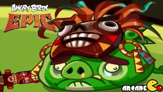 Angry Birds Epic: Dungeon Wednesday Challenge Floating Hoghouse