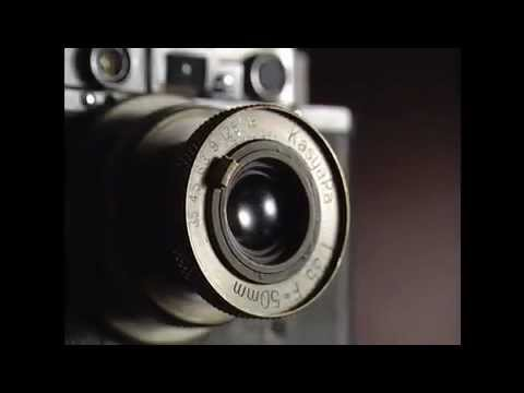 Canon's 70-Year Imaging History - A Tradition of Innovation