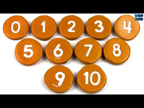 Learn To Count 0-10 |Learn Numbers 0 to 10 with Biscuit|Numbers 0 to 10 with Cookie